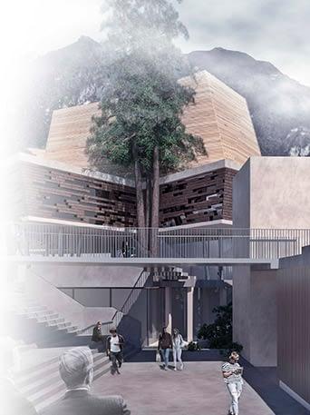 Edificio Ensamble  – Concurso UniAndes